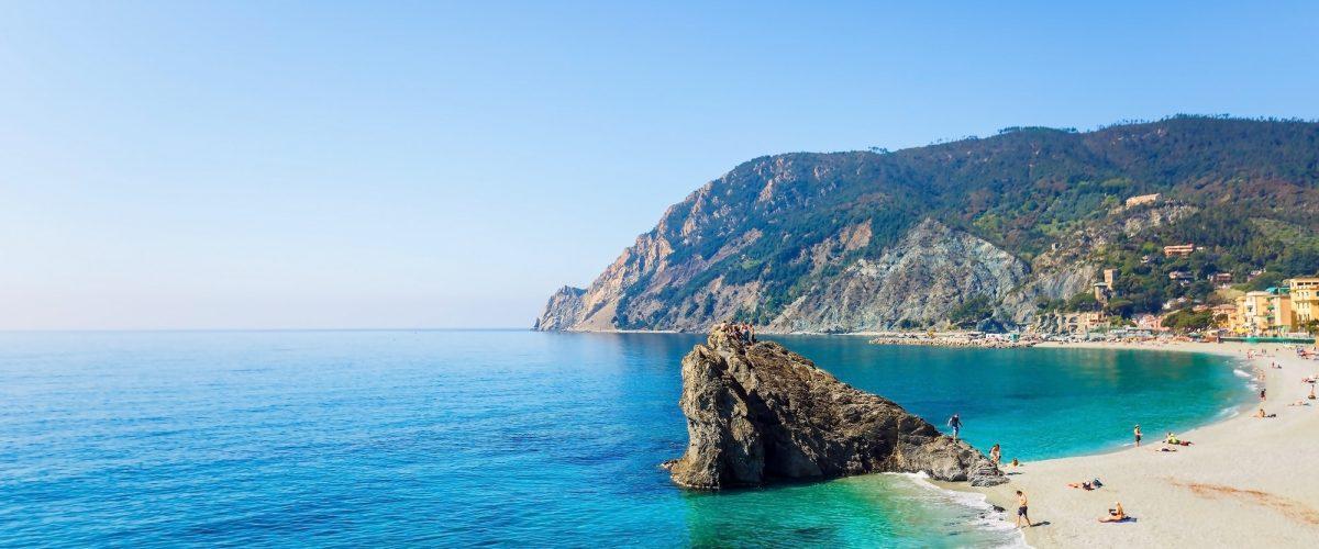 Monterosso riviera, Cinque Terre